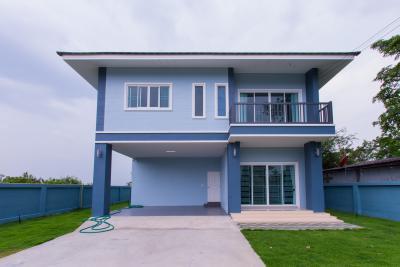 บ้านเดี่ยวสองชั้น 4950000 ลพบุรี เมืองลพบุรี ป่าตาล