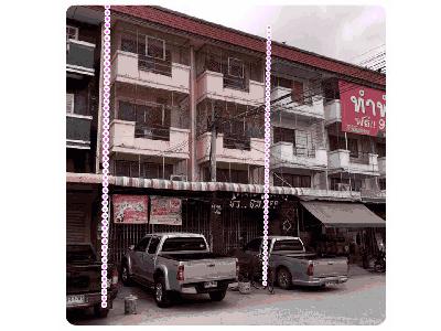 อาคารพาณิชย์ 6000000 ลพบุรี พัฒนานิคม ดีลัง