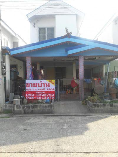 บ้านเดี่ยวสองชั้น 750000 ลพบุรี เมืองลพบุรี ท่าแค