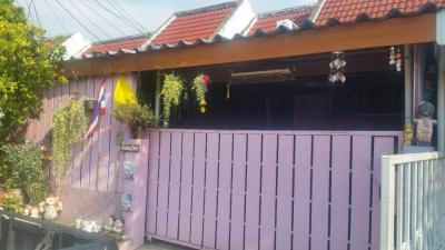 ทาวน์เฮาส์ 720000 ลพบุรี เมืองลพบุรี ถนนใหญ่