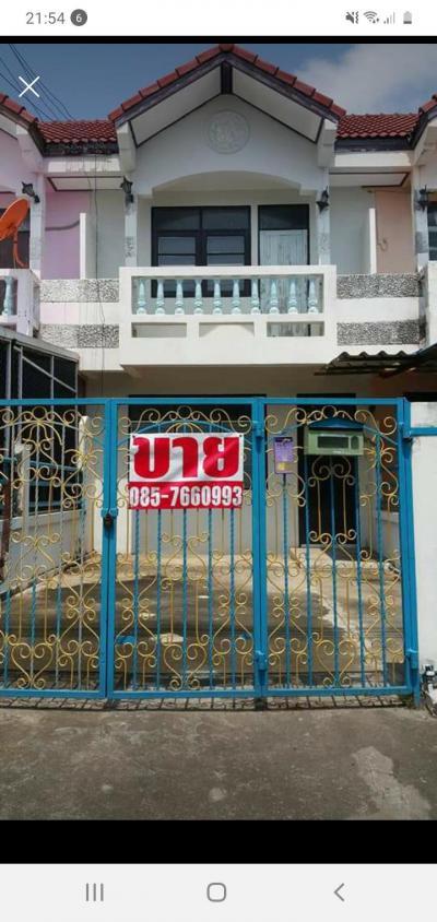 ทาวน์เฮาส์ 650000 ลพบุรี โคกสำโรง โคกสำโรง